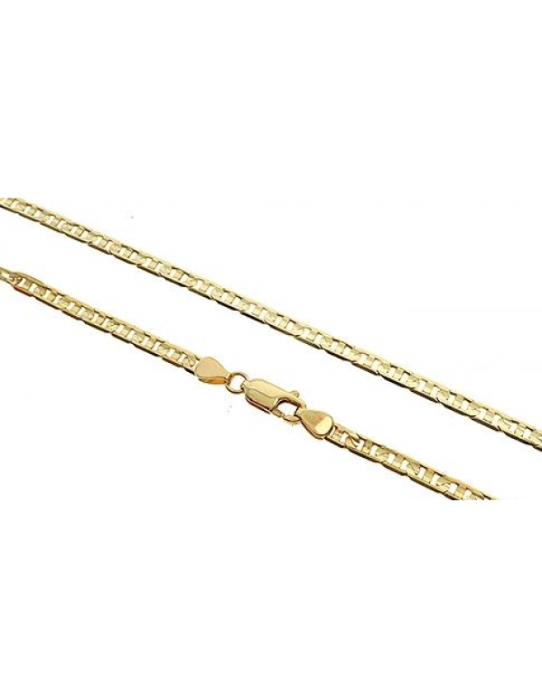 18kt gold filled - 50cm Anchor Chain