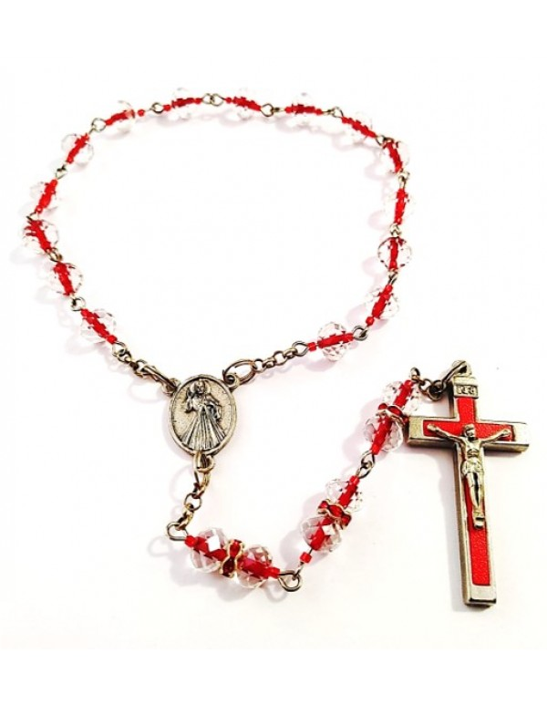 Chaplet of the Fifteen Secret Tortures & Sufferings of Our Lord Jesus Christ