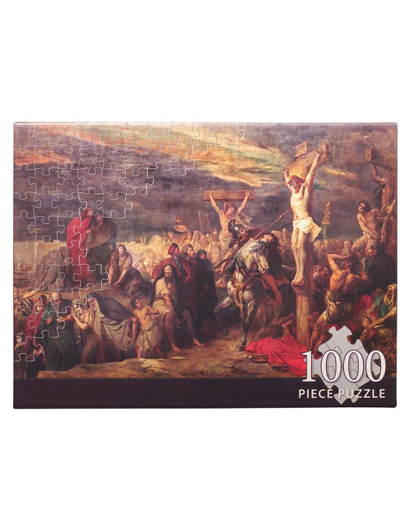 The Crucifixion (1000 Pieces)