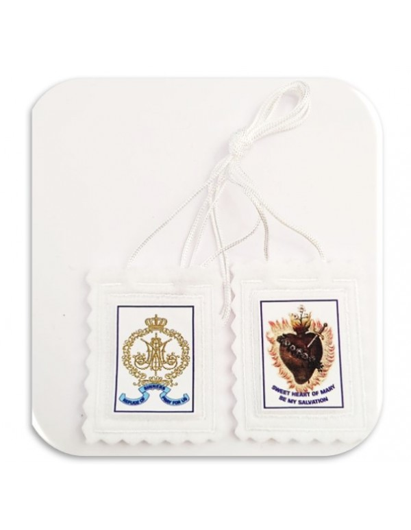 Scapular of the Immaculate Heart of Mary