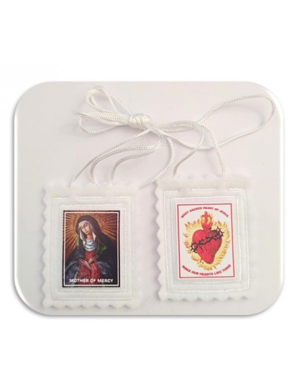 Scapular of the Most Sacred Heart of Jesus