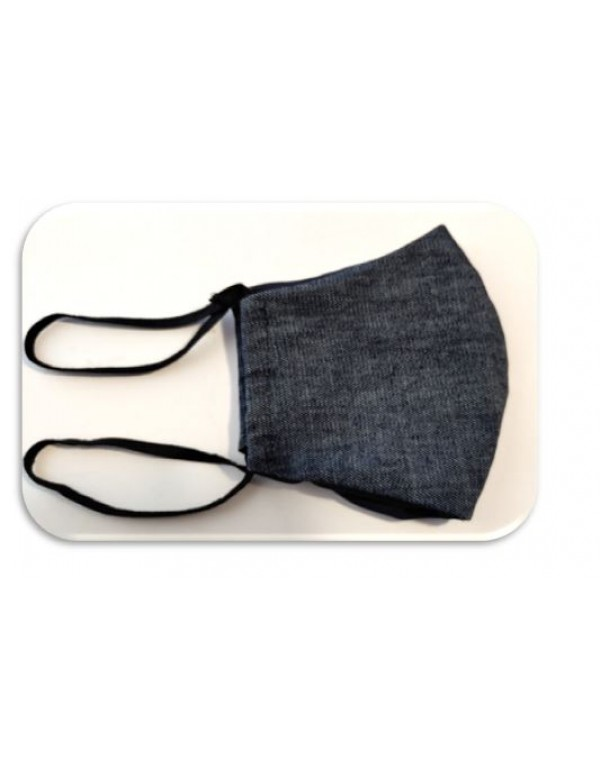 Denim Fashion reusable and Washable face masks