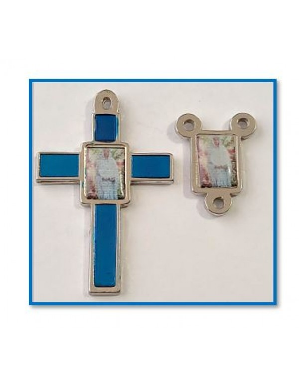 Ngome - Mary Tabernacle Most High - Cross & Center piece set
