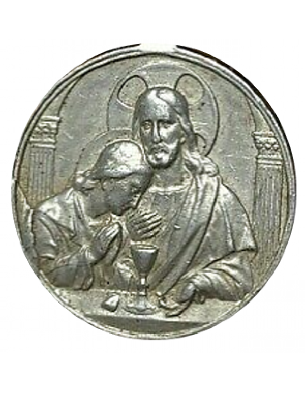 Sacred Heart of Jesus - 300 days Indulgence Medal