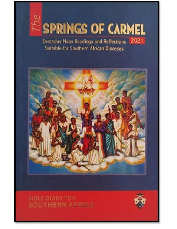 2021 Bible Diary - Springs of Carmel