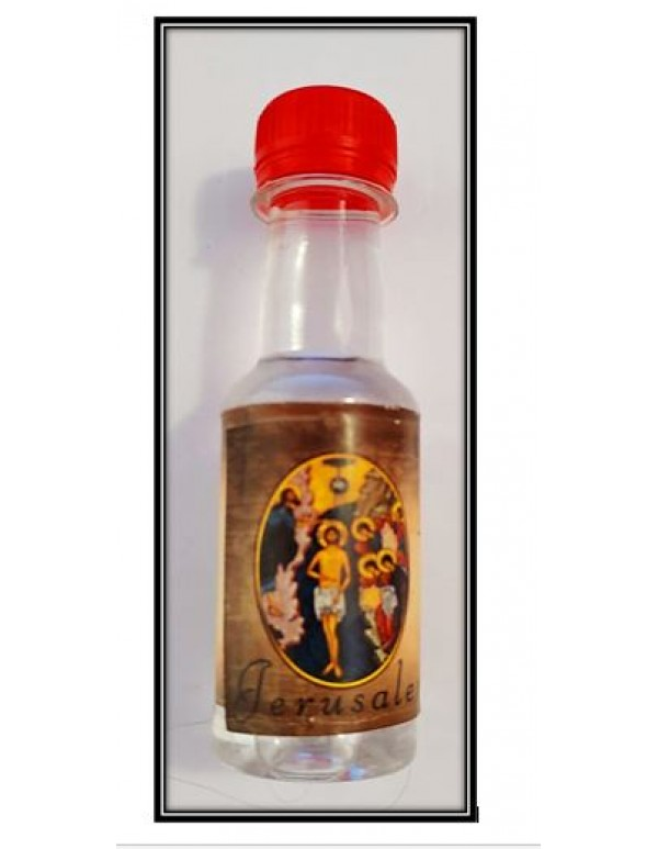 80ml Holy Water from the River Jordan - Imported