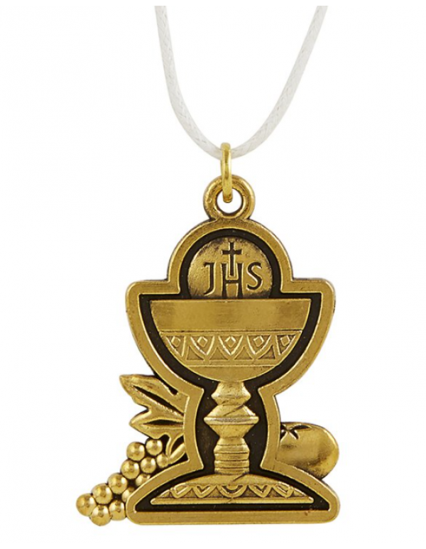 Eternal Salvation First Communion Chalice Pendant