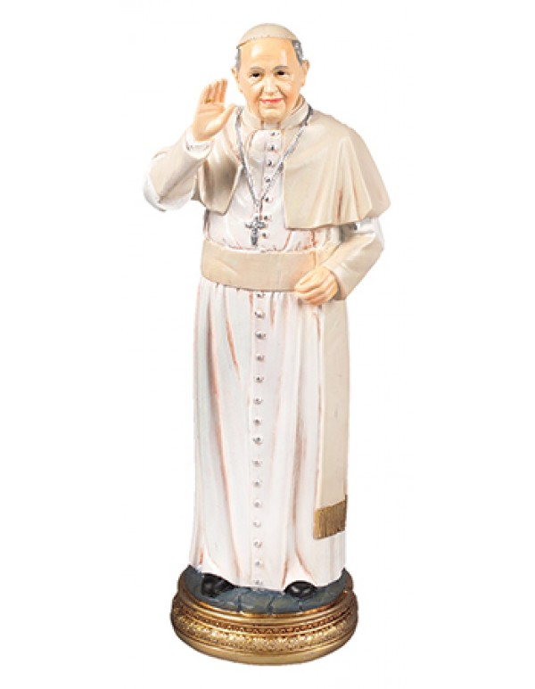 Pope Francis 13cm Statue