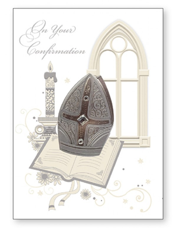 On your Confirmation  - greeting card
