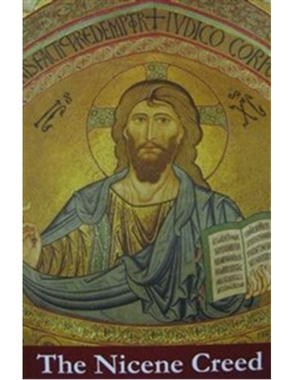 Nicene Creed Prayer Card