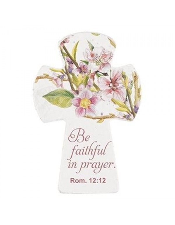 Be Faithful in Prayer  Rom. 12:12
