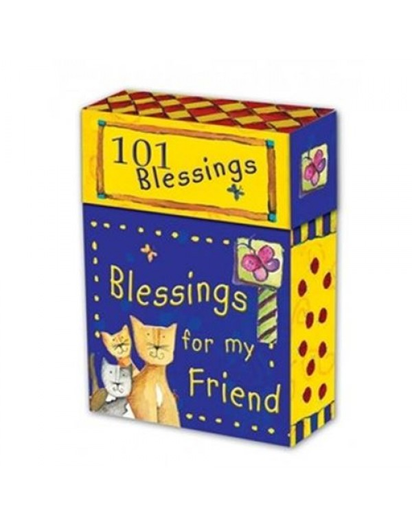 101 Blessings for my Friend