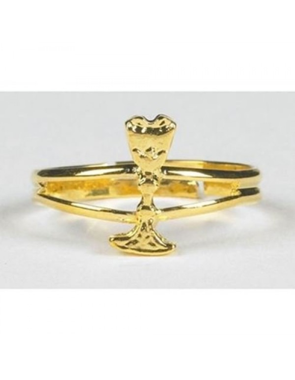 1st Holy Communion Chalice Ring