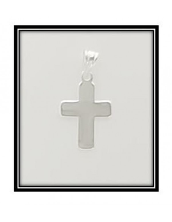 2.3cm Simple Broad Cross