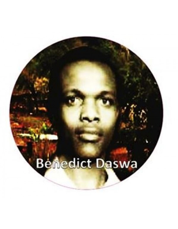 37mm Benedict Daswa Button Pin