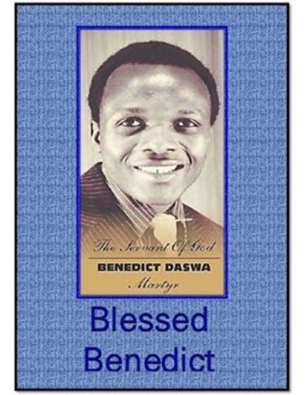 A3 - Blessed Benedict Daswa Poster
