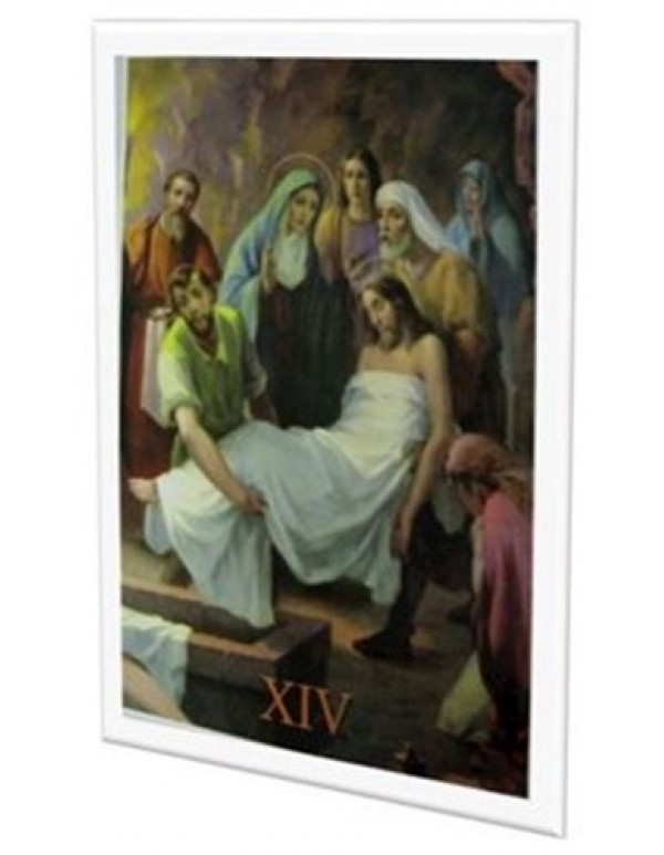 A4 Stations of the Cross Prints