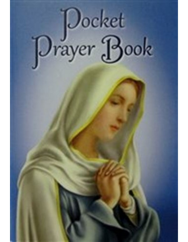 Aquinas - Pocket Prayer Book - Madonna cover