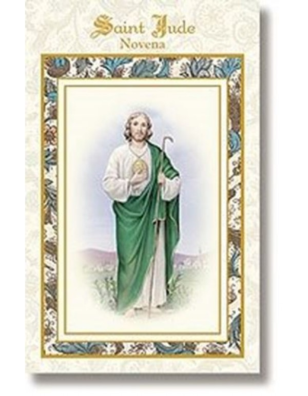 Aquinas Press - St Jude Novena booklet - patron of lost causes and desperate situations