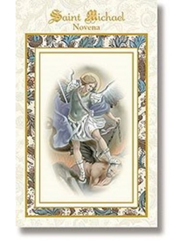 Aquinas Press - St Michael the Archangel Novena booklet - protector of the Catholic Church