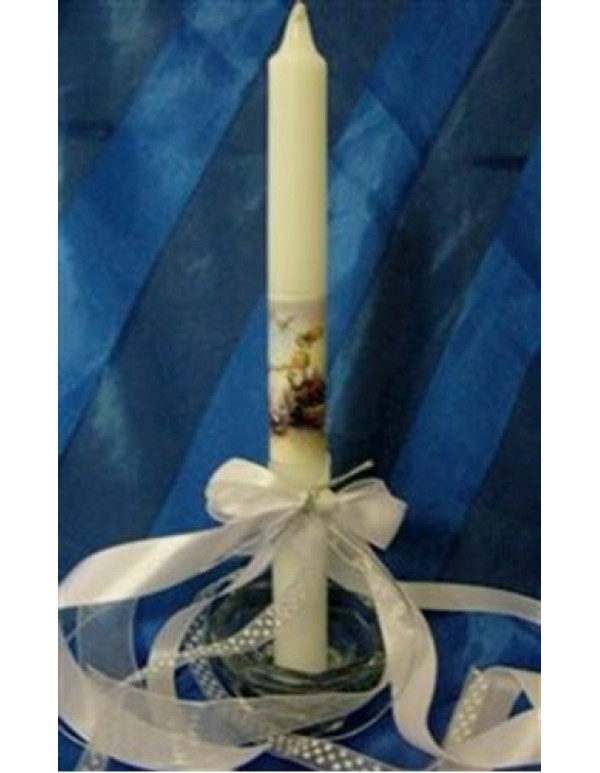 Baby Baptism Candle