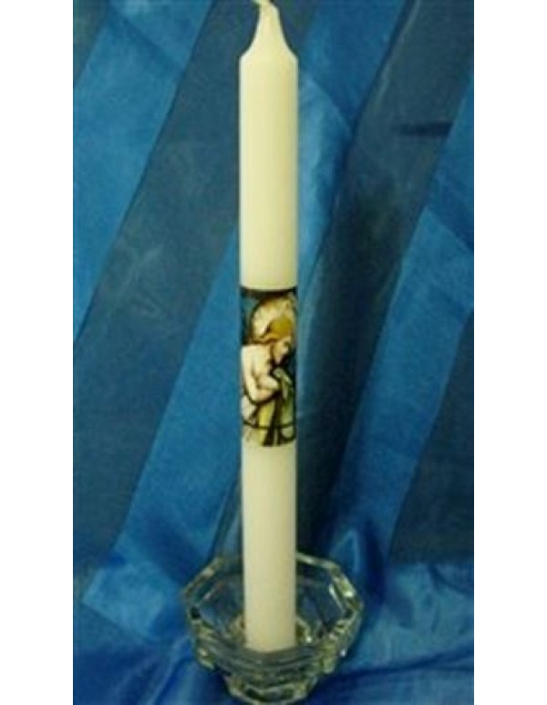 Baptism Candle - Baptism of Our Lord