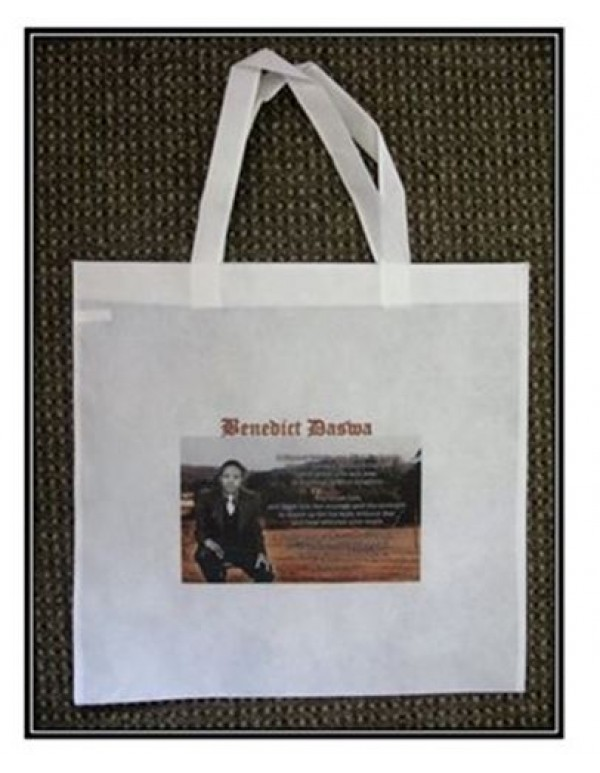 Benedict Daswa shopper Devotional Bag