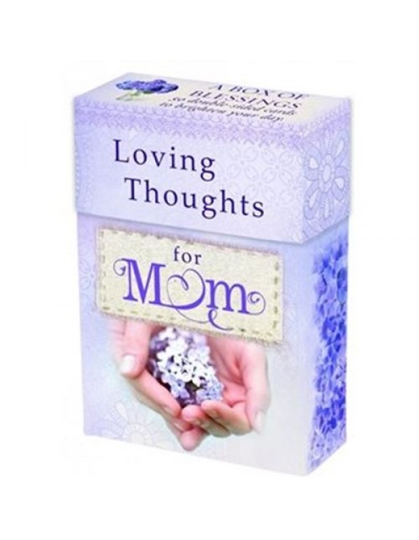 Boxed Cards: Loving Thoughts For Mom