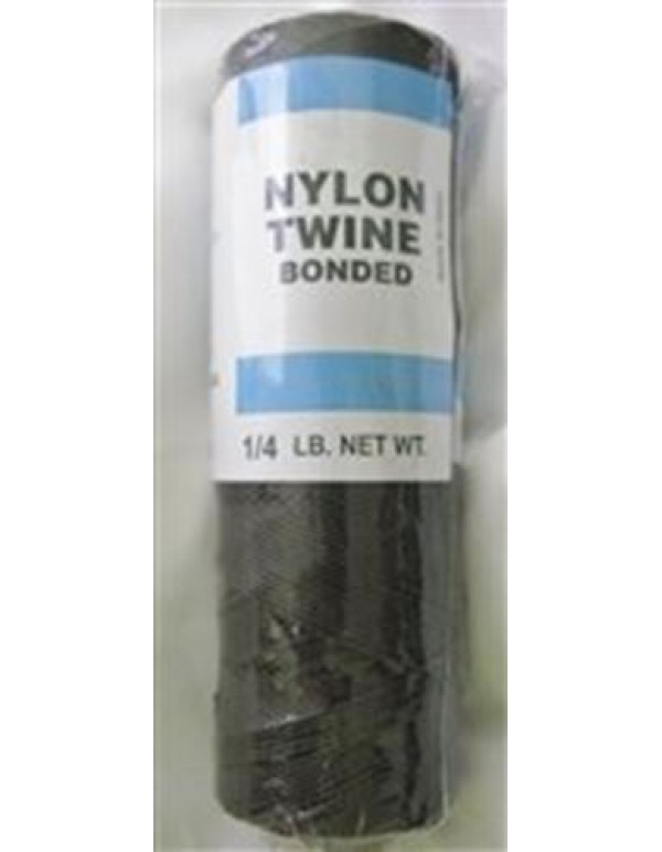 Brown bonded nylon cord #9 - 113grams