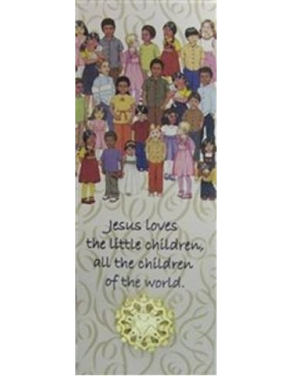 Children of the World Pin and Bookmark Set