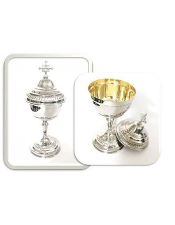 Ciborium - 24kt gold  / Swiss INOX plating