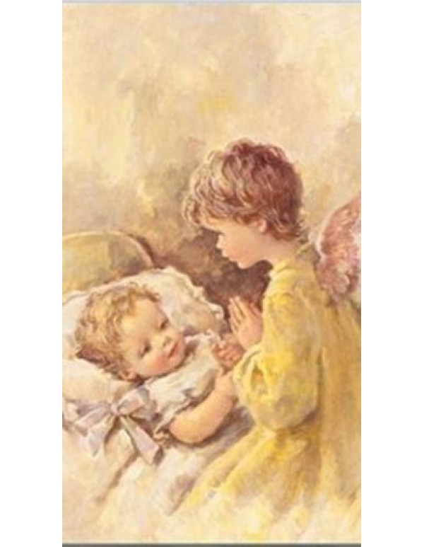 Guardian Angel Assorted Holy Card