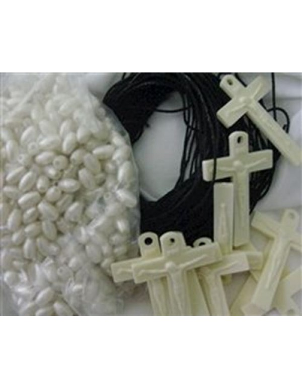 Mission Rosary Kit 5 - 10 rosaries