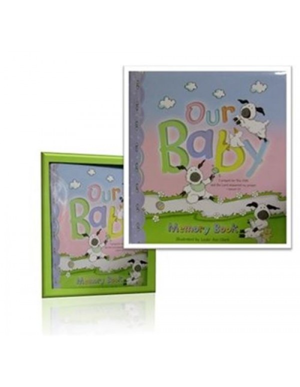 Our Baby - Memory Book