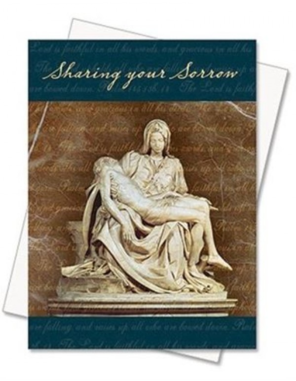 Sharing your Sorrow Greeting Card