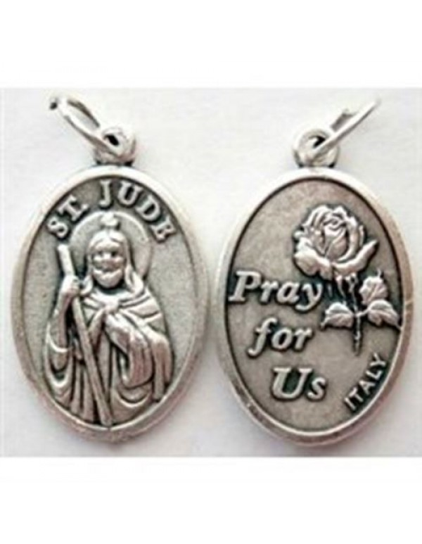 St Jude Thaddeus Medal (patron of lost causes & desperate situations)