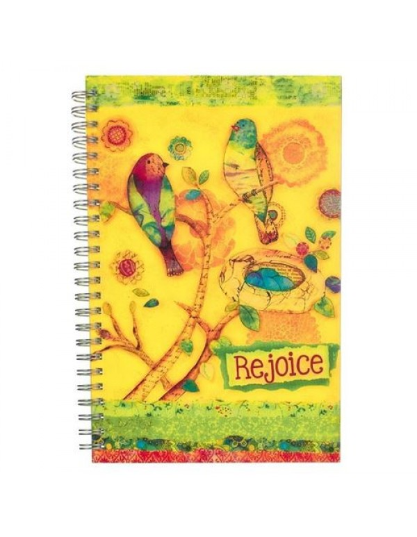 Rejoice - Wirebound Journal