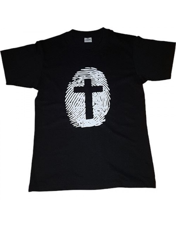T-Shirt - Printed -  Cross