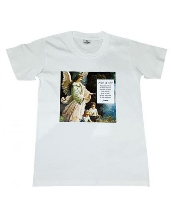 Guardian Angel Kiddies T-Shirt