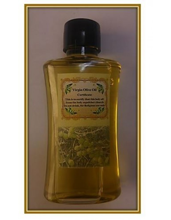 Holy Land  - Virgin Olive Oil - Imported from Israel - 100ml