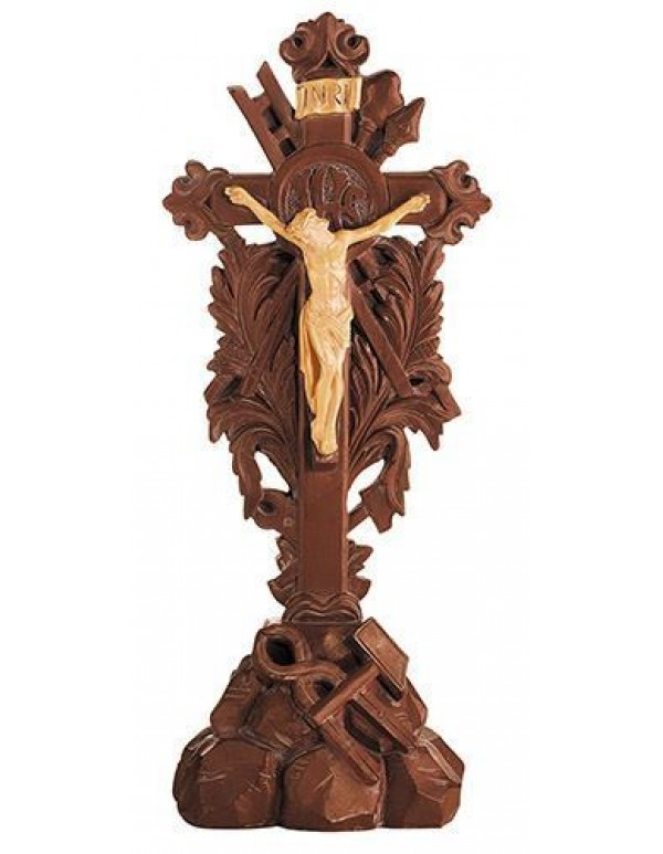33cm Standing Passion Crucifix