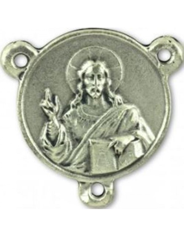 18mm Sacred Heart / Our Lady of Sorrows Center Piece
