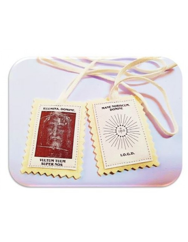 Holy Face of Jesus Scapular