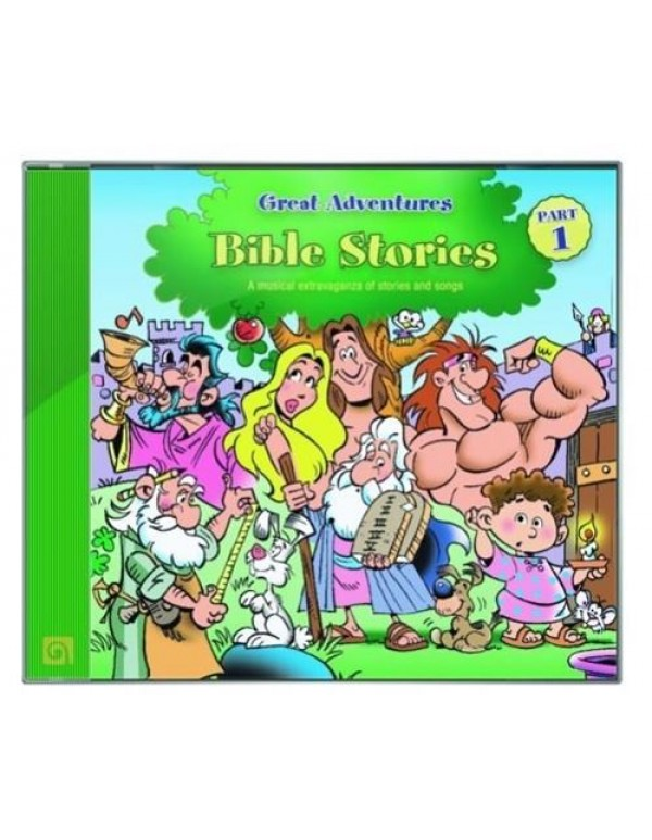 Bible Stories - A musical extravaganza of Stories and Songs - Volume 1