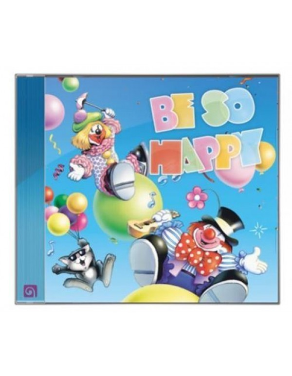 Be So Happy -  Music CD