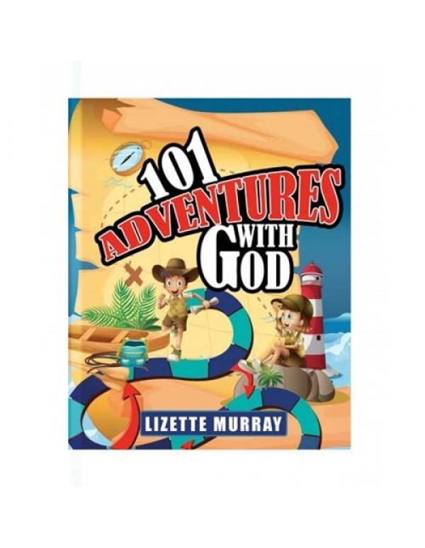 101 Adventures with God - Lizette Murray