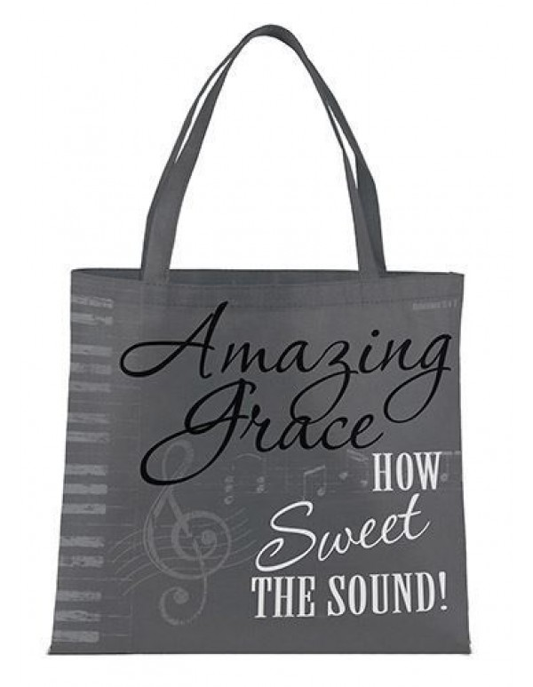 Amazing Grace - shopper/tote bag