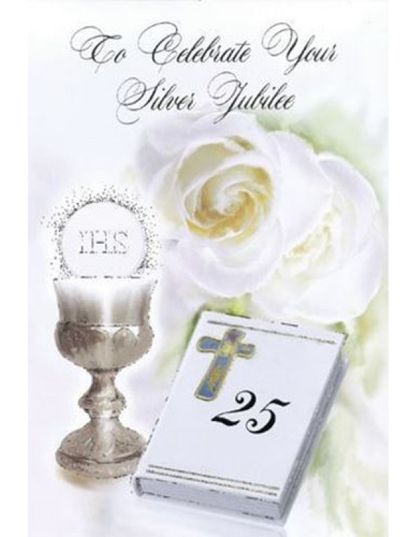 To Celebrate Your Silver Jubilee - 25 years Ordination