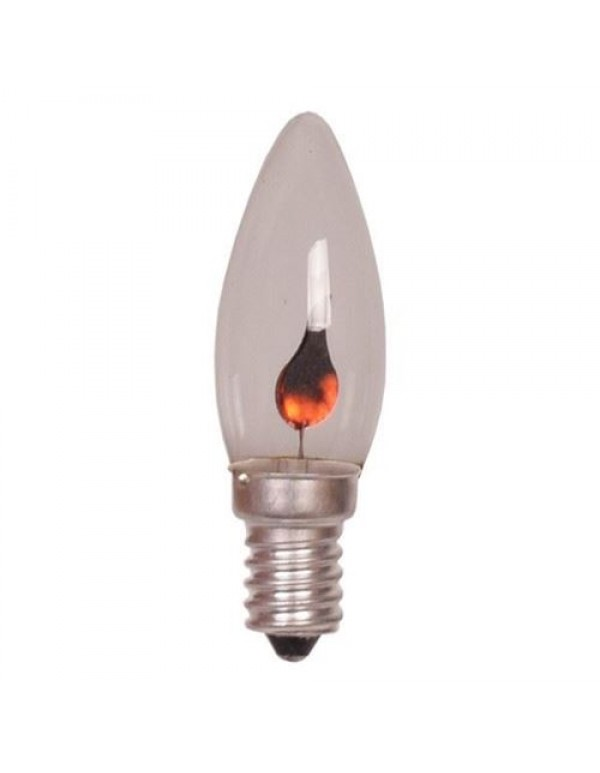 Flicker Bulb for Tabernacle Lamp