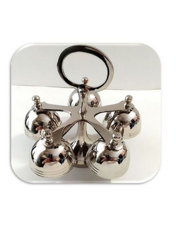 Altar 5 Bell - Nickel Plated